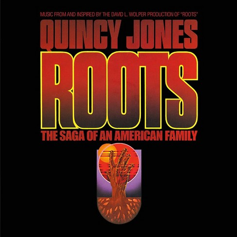 Quincy jones - Roots:Saga of an american family (CD) - image 1 of 1
