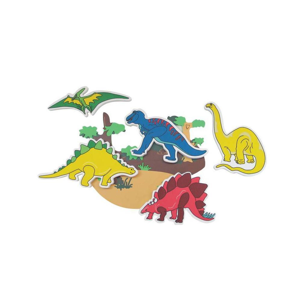 Edushape Magic Creations Bath Playset Dinosaurs