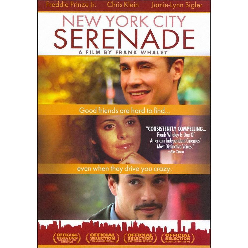 New york serenade (Dvd), Movies