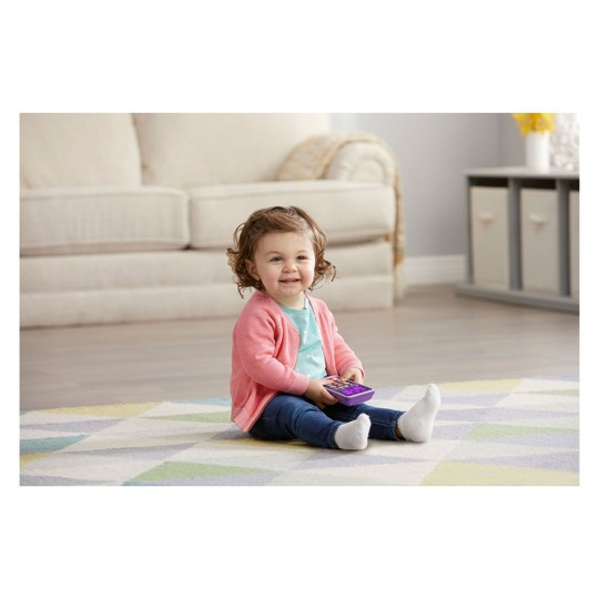 LeapFrog Chat and Count Emoji Phone - Purple image number null