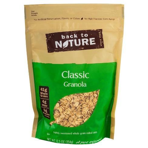 Back to Nature Classic Granola - 12.5 oz - image 1 of 1