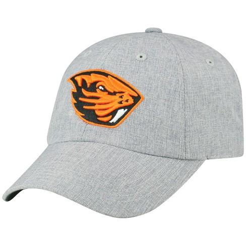 Oregon State Beavers Baseball Hat Grey   Target 65222a95de4