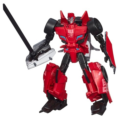 Transformers Robots in Disguise Warriors Class Sideswipe Figure - image 1 of 10