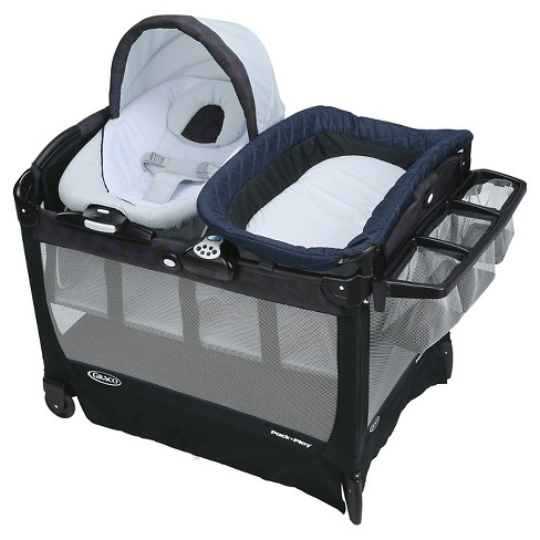 Graco® Pack 'n Play Playard Snuggle Suite LX Bassinet Changer - image 1 of 7