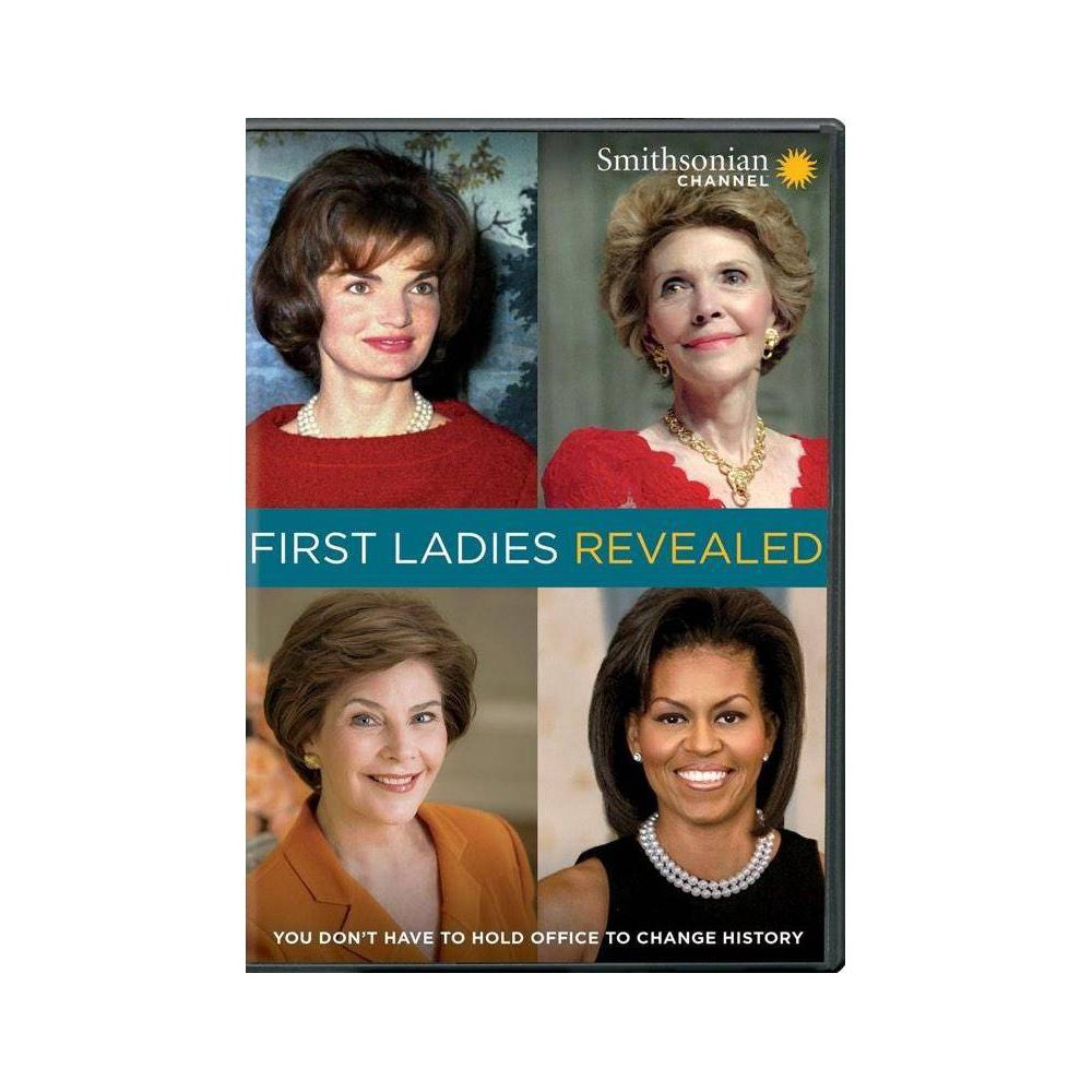 Smithsonian First Ladies Revealed Dvd