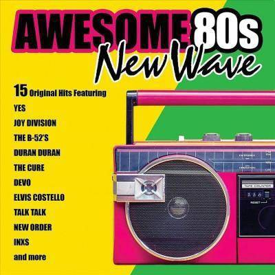 Various Artists - Awesome 80s: New Wave (CD)