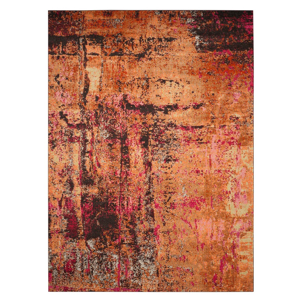 10'X14' Fleck Area Rug - Safavieh, Multicolored