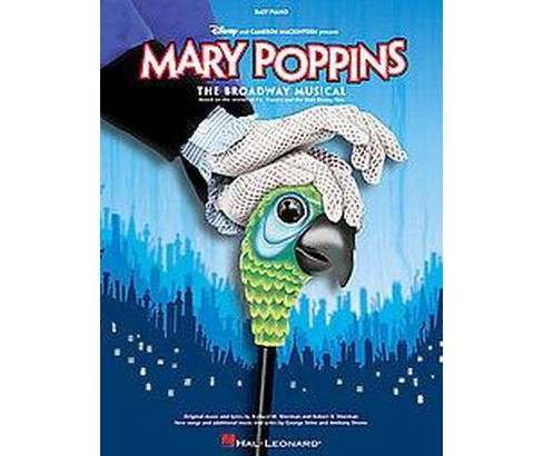 Mary Poppins : The New Musical (Paperback) - image 1 of 1