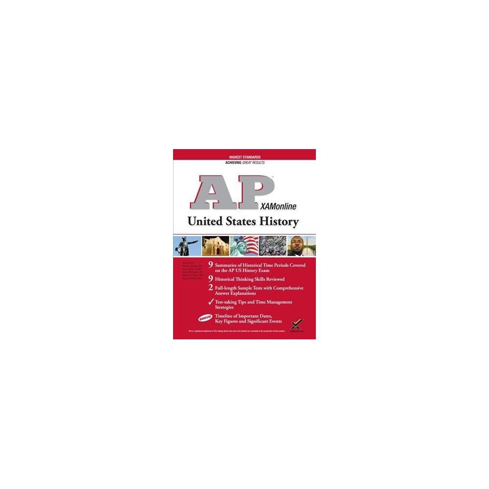 AP United States History (Paperback) (Duane L. Ostler & James Zucker & Nancy Mccaslin & Sujata Millick &