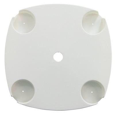Umbrella Table - White - RIO Brands