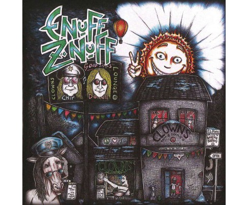 Enuff Z'nuff - Clown?s Lounge (CD) - image 1 of 1