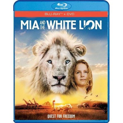 Mia and the White Lion (Blu-ray)(2019)