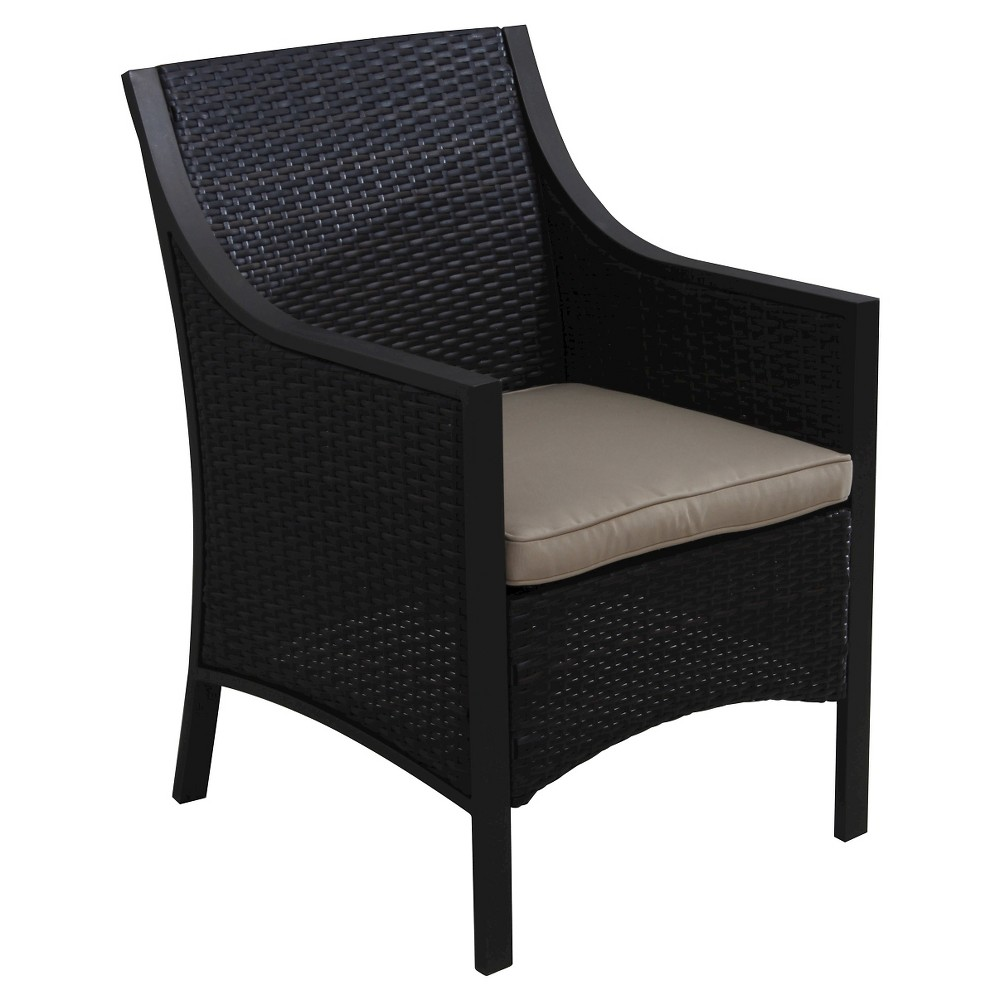 Riga Set of 2 Dining Chair - Multi Brown - Christopher Knight Home