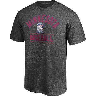 MLB Minnesota Twins Men's Short Sleeve T-Shirt