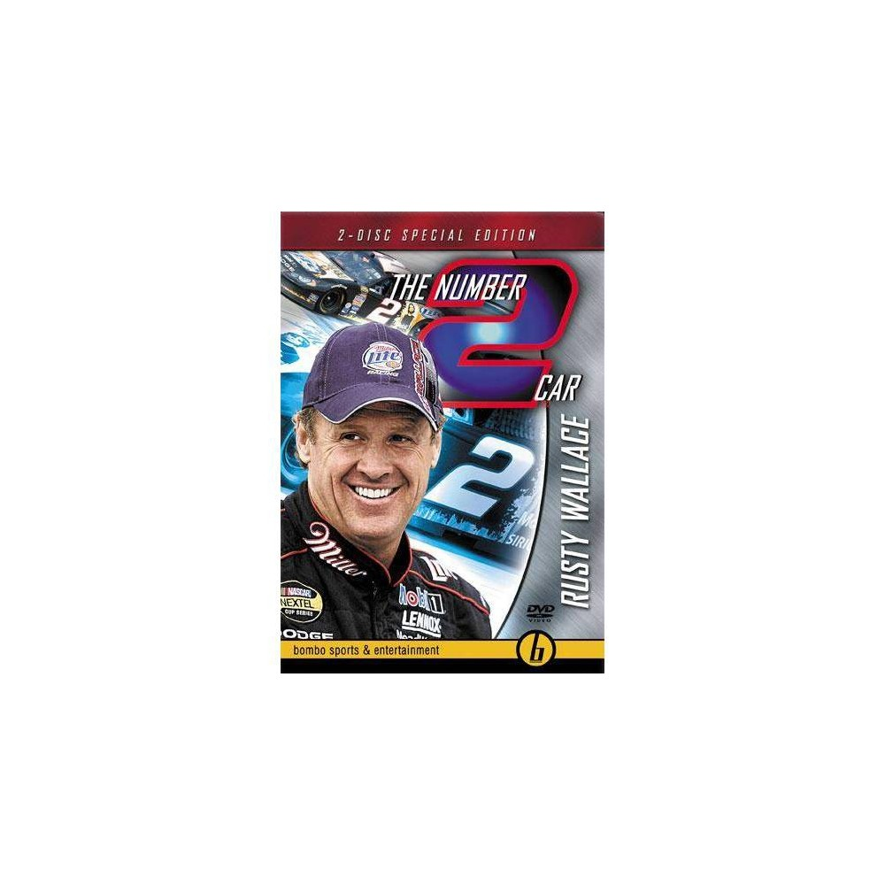 The Number 2 Car: Rusty Wallace (DVD) was $14.99 now $7.99 (47.0% off)