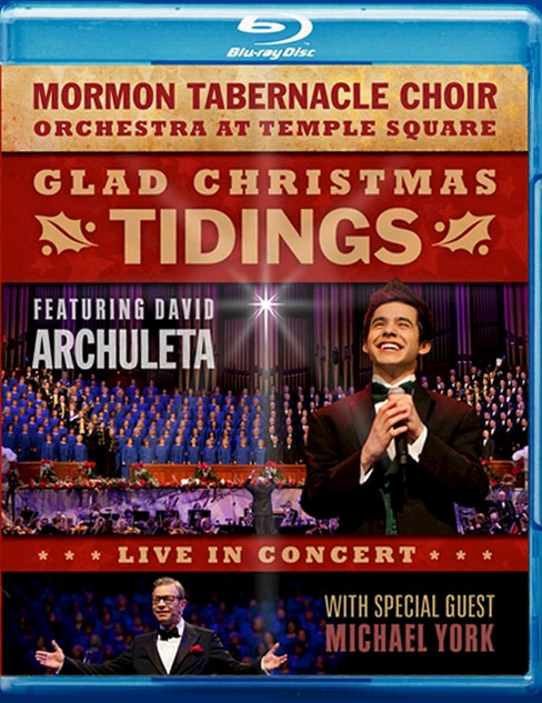 Glad christmas tidings (Blu-ray) - image 1 of 1