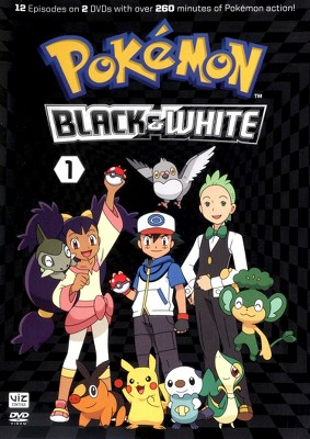 Pokemon: Black & White - Set 1 (DVD)