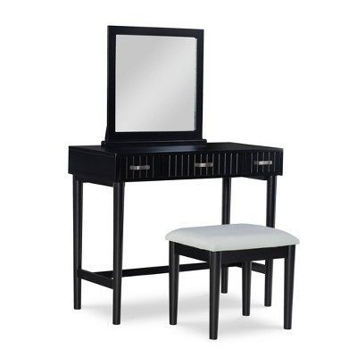 Garbo Vanity Set Black - Linon