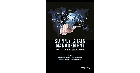 Supply Chain Management for Sustainable (Hardcover) - image 1 of 1