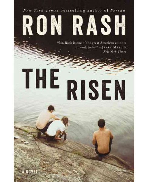 Risen -  Reprint by Ron Rash (Paperback) - image 1 of 1