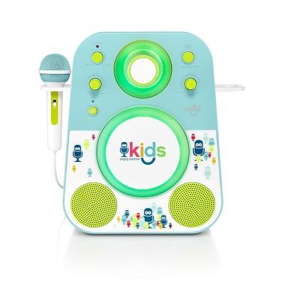 Singing Machine Kids Mood Karaoke – Blue (SMK250BG)