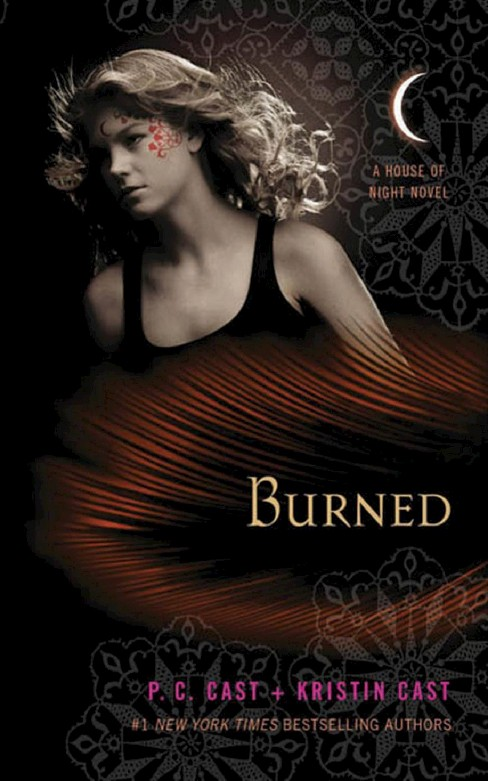 Burned (Reprint) (Paperback) by P. C. Cast - image 1 of 1