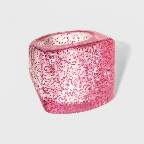 Glitter Single Ring - Wild Fable™ - image 1 of 2