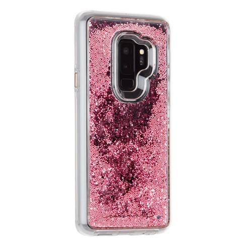 timeless design dbcb9 eb38d Case-Mate Samsung Galaxy S9 Plus Case Waterfall - Rose Gold