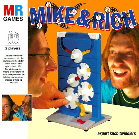 Mike & rich - Expert knob twiddlers (Vinyl) - image 1 of 1