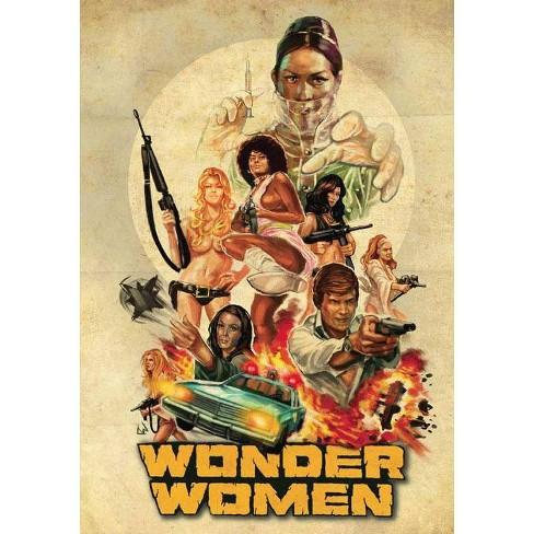 Wonder Women (DVD) - image 1 of 1