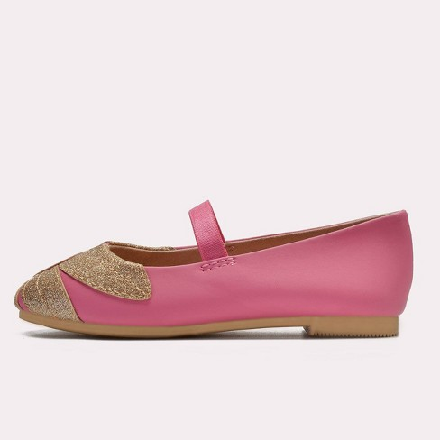 c9341daff1d7 Toddler Girls  Margarette Ballet Flats - Cat   Jack™ Pink 12   Target