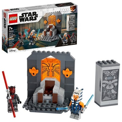 LEGO Star Wars Duel on Mandalore 75310 Awesome Toy Building Kit
