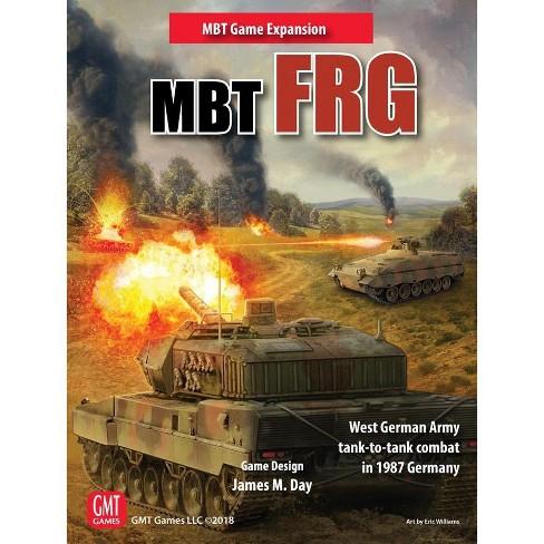 MBT - FRG Board Game - image 1 of 1