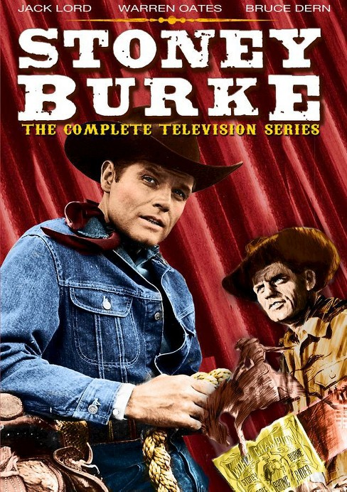 Stoney burke:Complete series (DVD) - image 1 of 1
