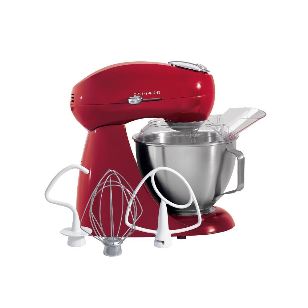 Hamilton Beach Stand Mixer- Red 63232
