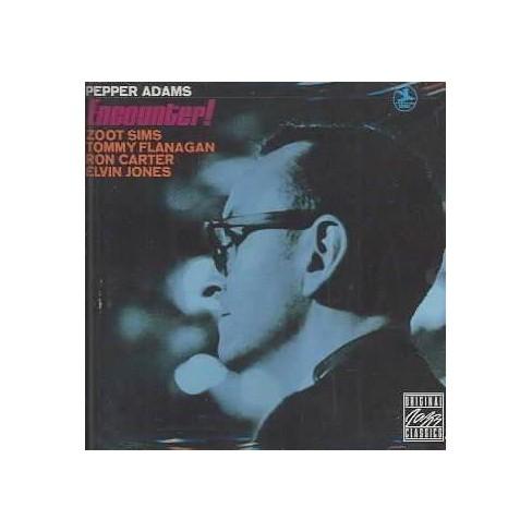 Pepper Adams - Encounter (CD) - image 1 of 1