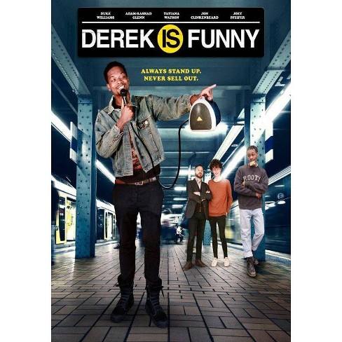 Derek Is Funny (DVD) - image 1 of 1