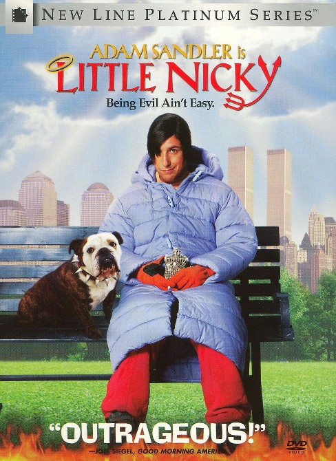 Little nicky (DVD) - image 1 of 1