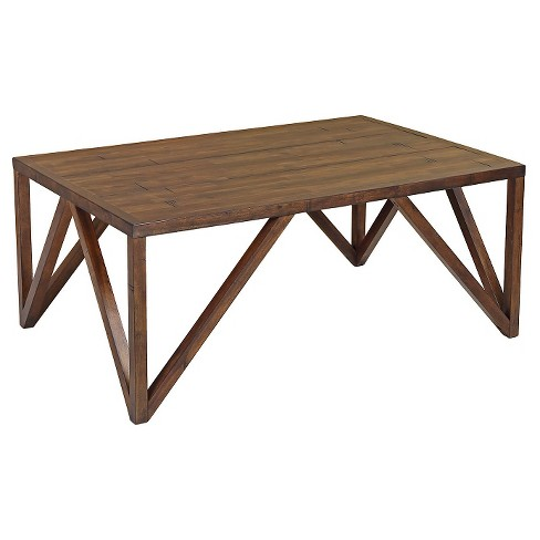 Bali Coffee Table Brown - Foremost - image 1 of 3