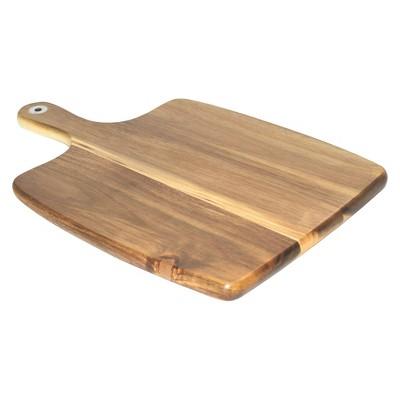 P!zazz 10.25  X 15.75  Acacia Paddle Board