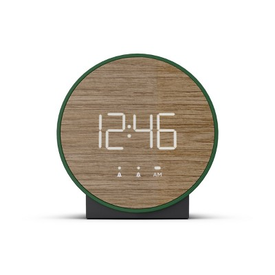 Capello 3.8 x3.7  Modern Workshop Dual Alarm Clock