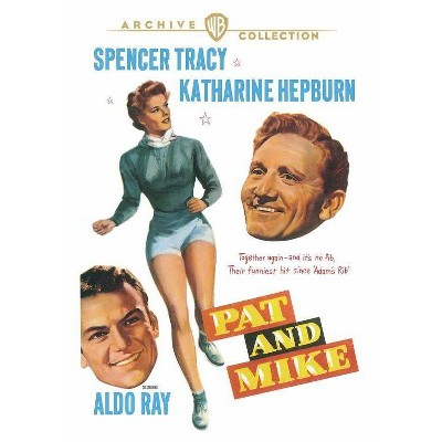 Pat And Mike (DVD)(2020)
