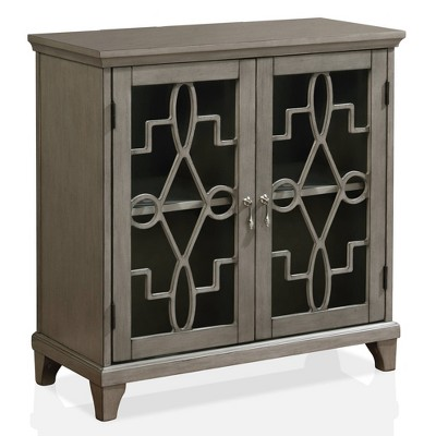 Stenny Hallway Cabinet Gray - HOMES: Inside + Out