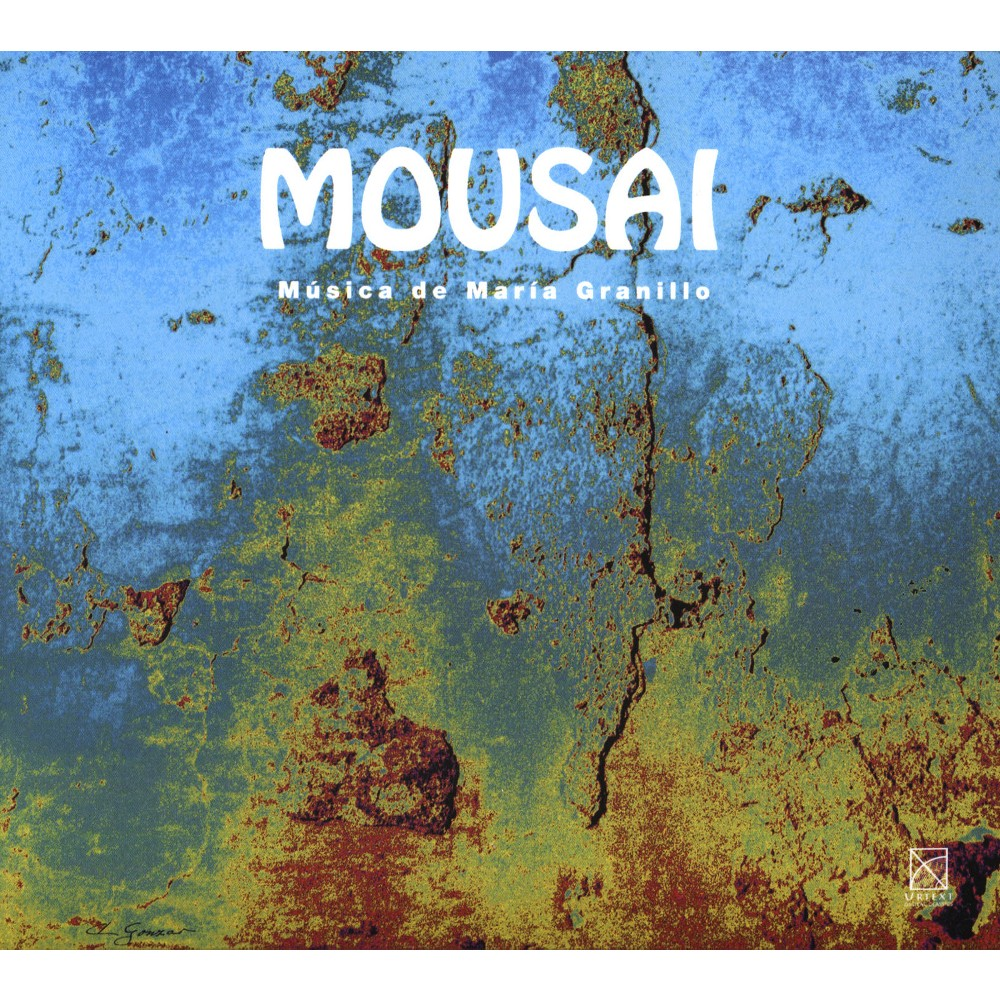 Onix Ensemble - Granillo:Mousai (CD)