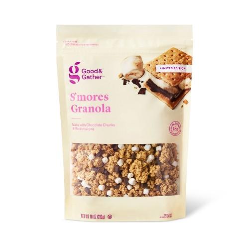 S'Mores Granola - 10oz - Good & Gather™ - image 1 of 2