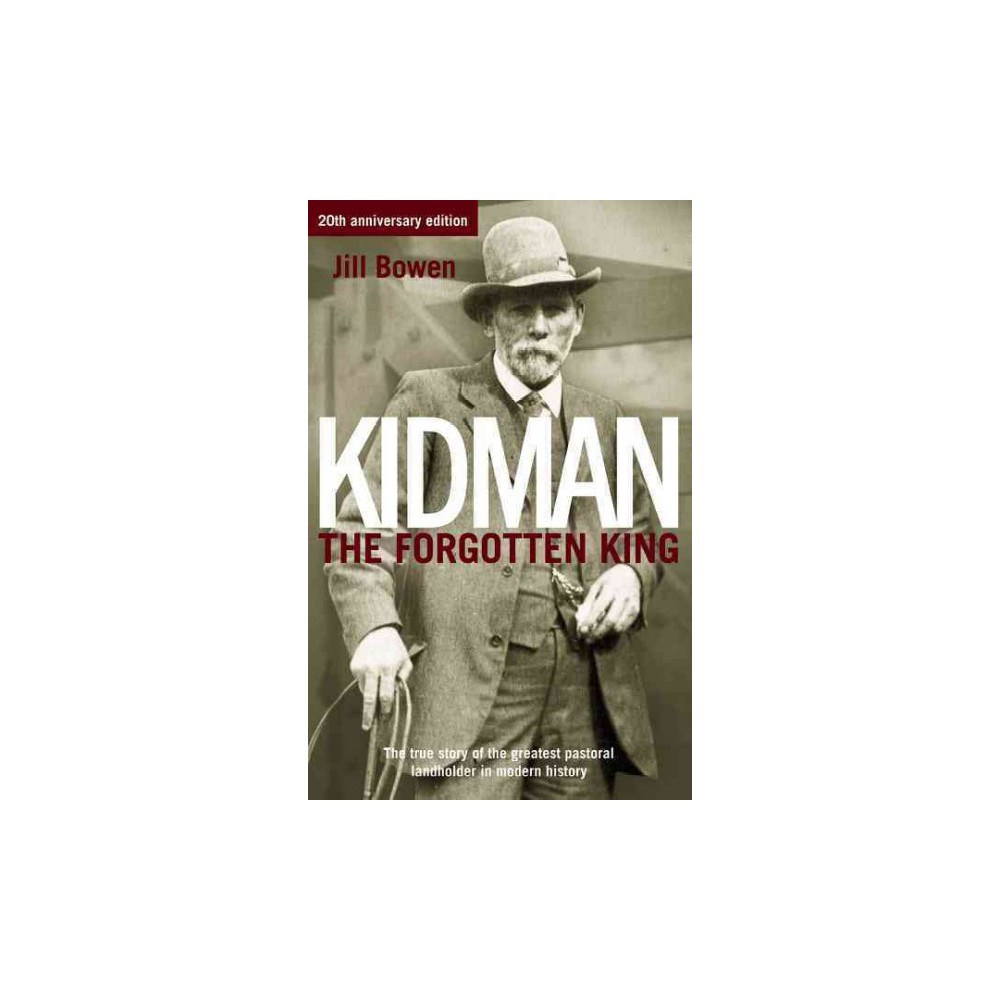 Kidman, the Forgotten King (Paperback) (Jill Bowen)