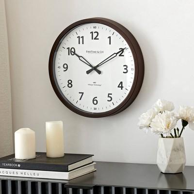 Nolan Whisper Wall Clock - FirsTime