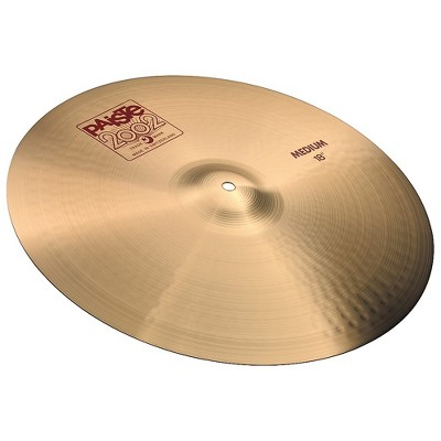Paiste 2002 Medium Crash Cymbal 18 in.