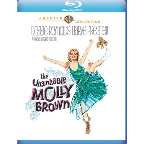 The Unsinkable Molly Brown (Blu-ray) - image 1 of 1