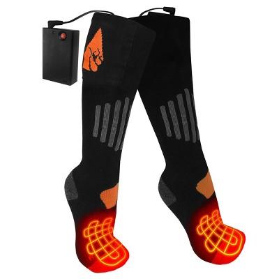 ActionHeat AA Battery Heated Wool Socks